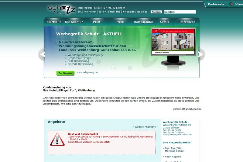 Webdesign und Webhosting